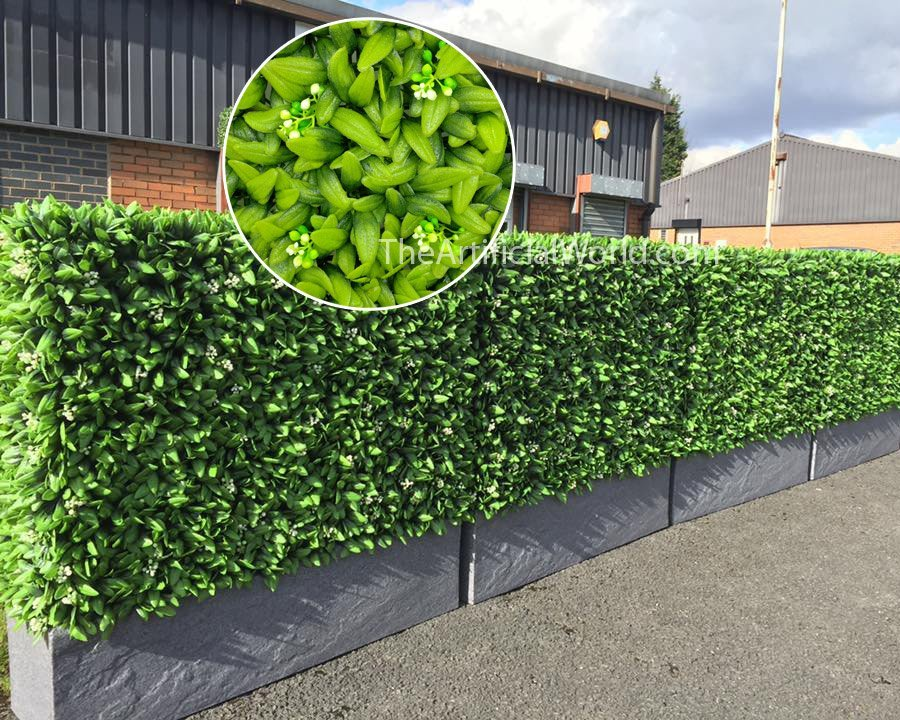 Image result for artificial-hedge-panels
