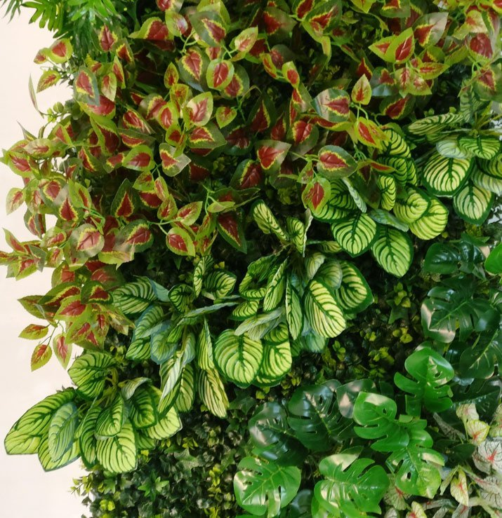 Artificial Living Wall | Artificial Hedges, Green Walls The Artificial World