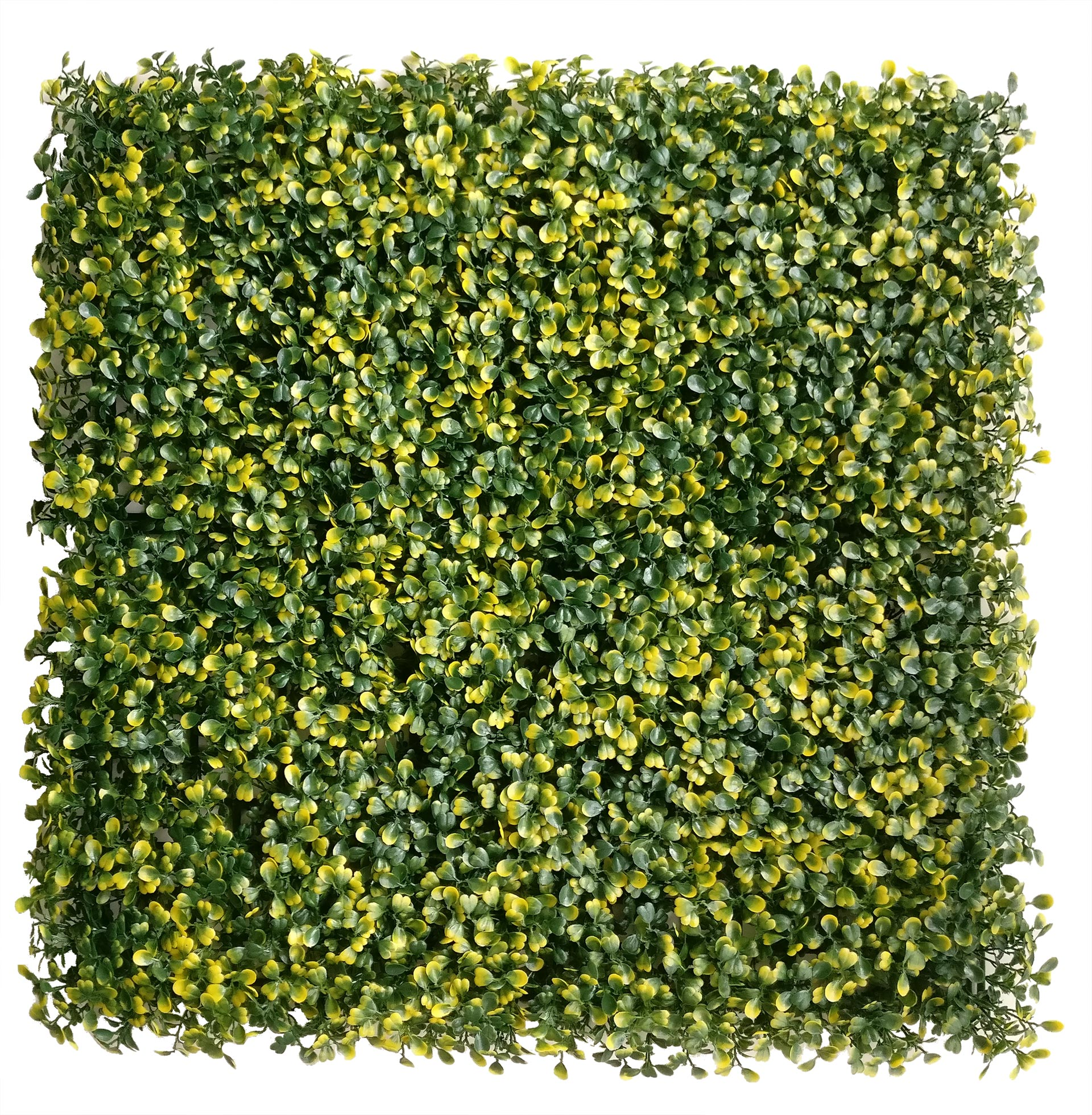 artificial boxwood panel