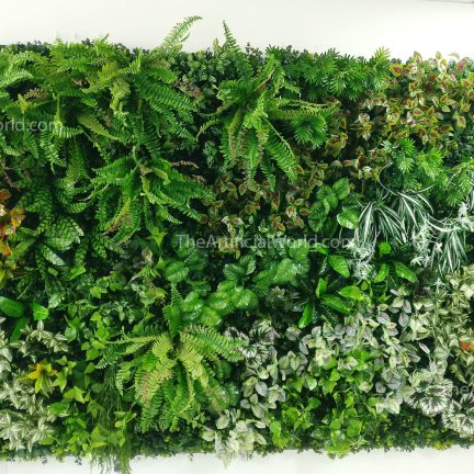 Blanket Plant Wall, Artificial Plant Wall, Fake Green Wall, Artificial  Vertical Garden For Home And Commercial Decoration BPW 1