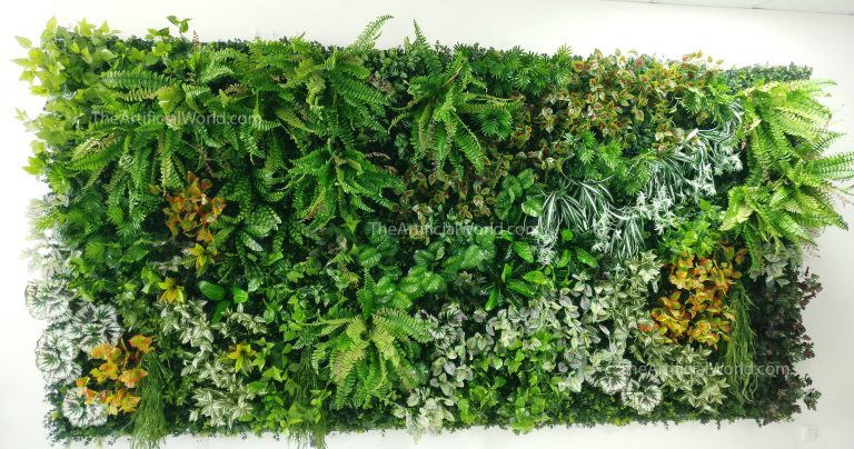 blanket plant wall | artificial hedges, green walls-the artificial world