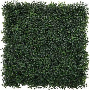 faux boxwood mat