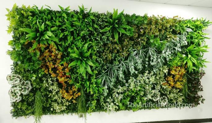 blanket plant wall slider