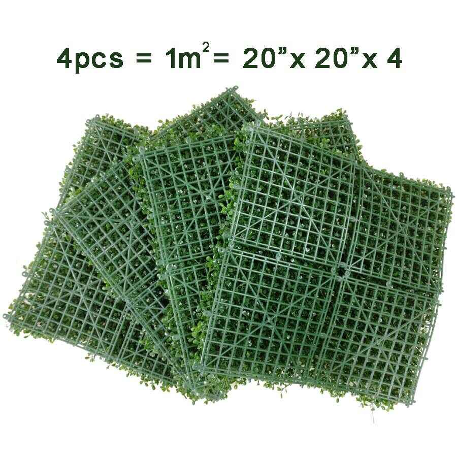 myrtle greenery | artificial hedges, green walls-the artificial world