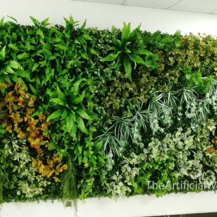 Blanket Plant Wall