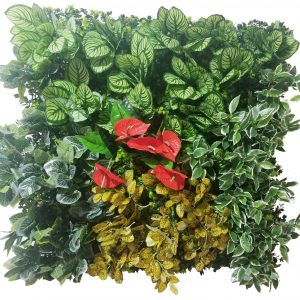 Artificial living wall panel 40x40inches BPW-2