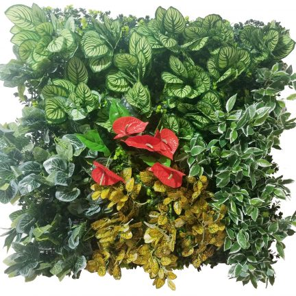 artificial plant living wall