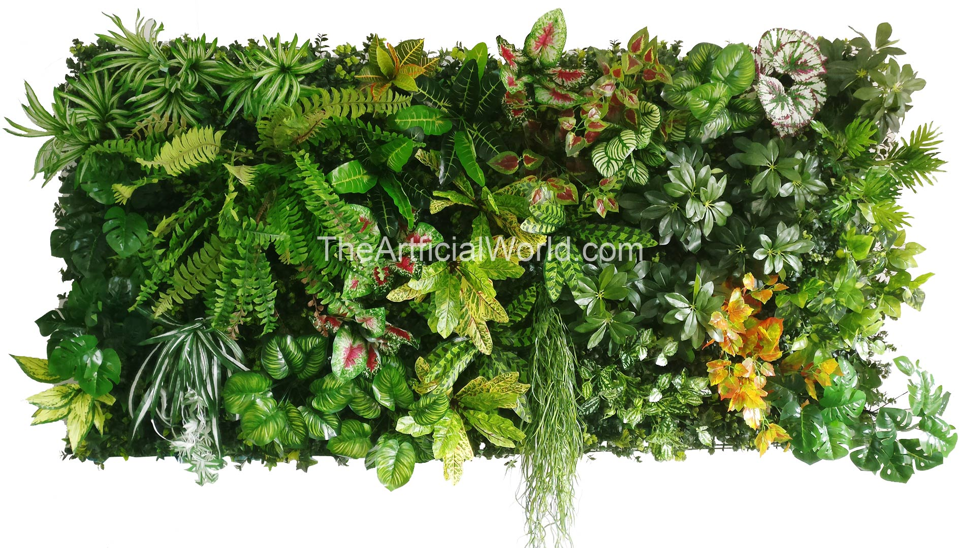 artificial living wall 80*40