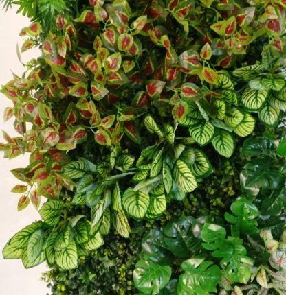 faux living wall detail-2