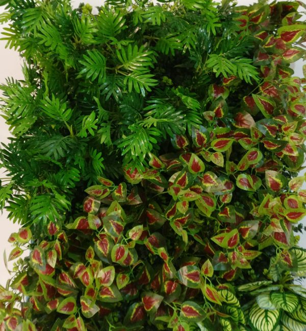 faux living wall detail-3