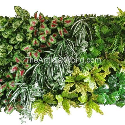 faux living wall