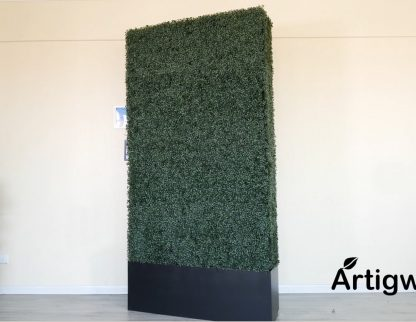 96 inches hedge wall