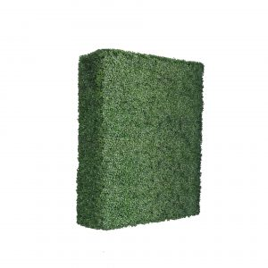 Faux Boxwood Hedge Divider Wall 60″H