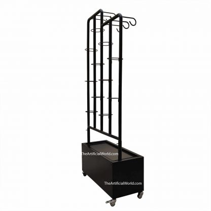 movable shelf stand-1