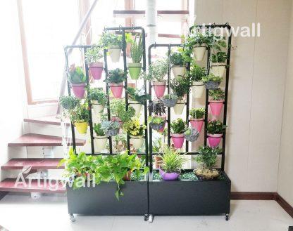 indoor flower shelf show-1