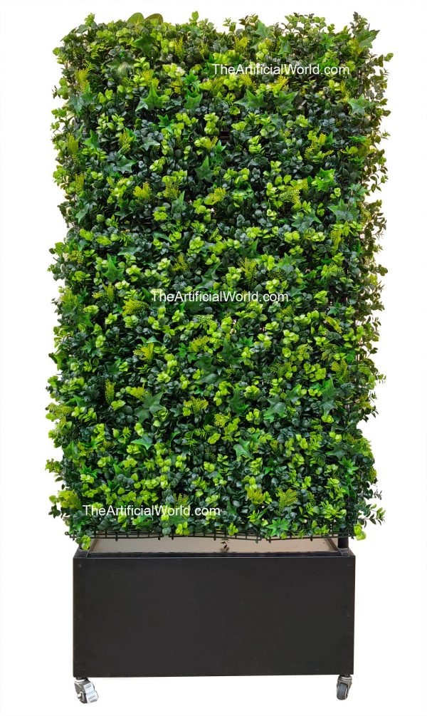 artifiical plant wall divider-2