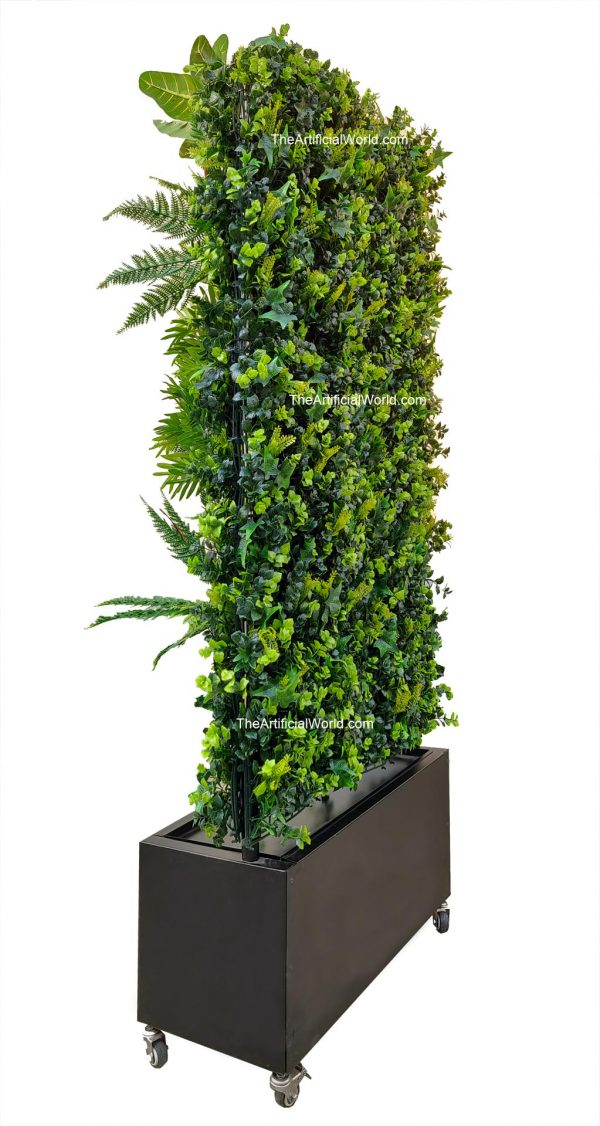 artifiical plant wall divider-3