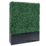 64 inches hedge wall