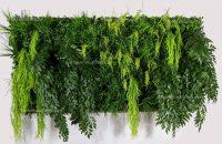 artificial living wall 80 x 40