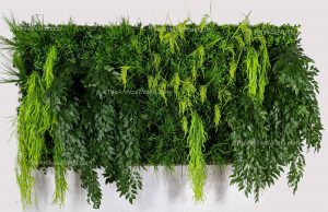 artificial living wall 80 x 40