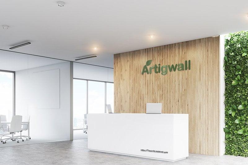 Artigwall-reception