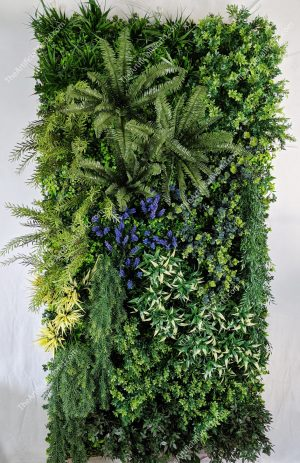 fireproof artificial living wall