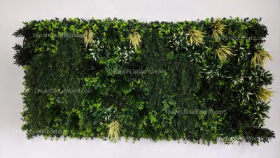 fireproof fake living wall