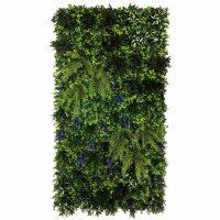 Fireproof Anti-UV Fake living wall panel Green Wall-1