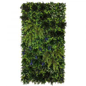 Fireproof Anti-UV Fake living wall panel Green Wall-1