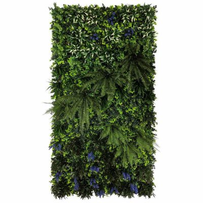 Fireproof Anti-UV Fake living wall panel Green Wall-2