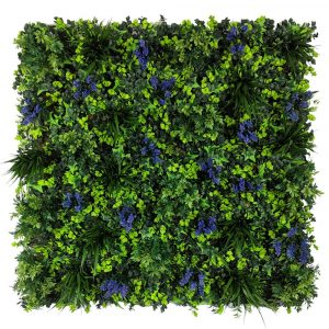 Fireproof Anti-UV Fake living wall panel Green Wall
