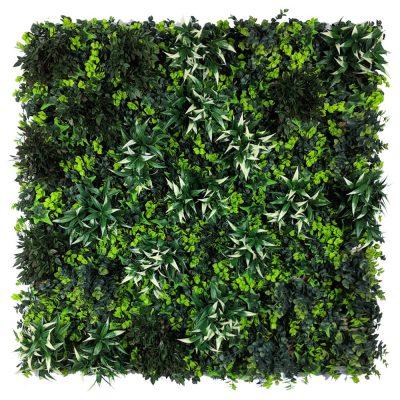 Fireproof Anti-UV Fake living wall panel Green Wall-33