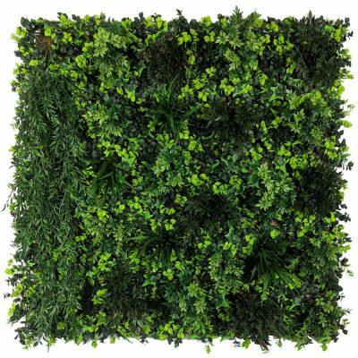 Fireproof Anti-UV Fake living wall panel Green Wall-5