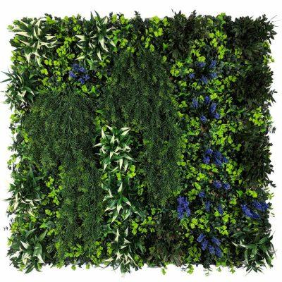 Fireproof Anti-UV Fake living wall panel Green Wall-7